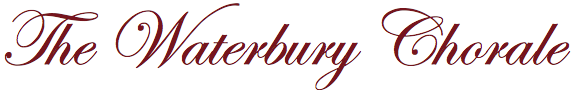 Waterbury Chorale Logo